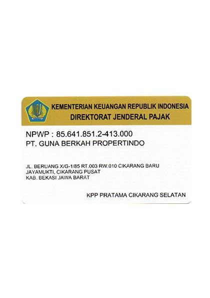 PT-Guna-Berkah-Propertindo-NPWP